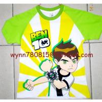 Buy cheap Sell ben10(t-shirt,Stationery,schoolbags,etc) from wholesalers