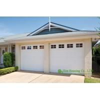 Buy cheap Detached garage,automatic sectional insulated garage door, Remote control sectional residential garage door for sale from wholesalers