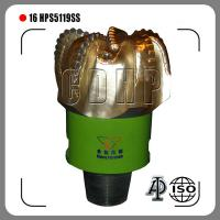 Buy cheap 16 API custom-made PDC drill bit for offshore oil well drilling from wholesalers