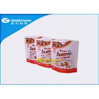 Wholesale Anti Leakage Stand Up Pouch Packaging Bags With Straight Line Easy Peel Off from china suppliers