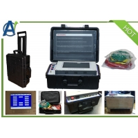 Buy cheap Portable Single Phase and Three Phase Current Transformer Tester from wholesalers