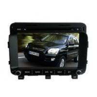 Buy cheap In-dash DVD players for KIA with 8''Multi-touch capacitance screen /full HD 1080P video playable with 3D dynamic from wholesalers