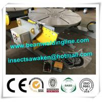 Automatic Positioners For Welding ,  Adjustable Welding Rotary Positioners Manufactures