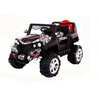 Quality HRQ Childrens Electric Ride On Cars / 2.4G Children'S Electric Toy Car For Christmas Gifts for sale