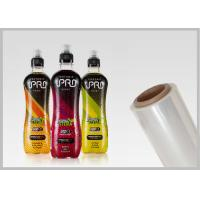 Buy cheap Polylactic Acid Biodegradable Laminating Film For Beverage / Food Can from wholesalers