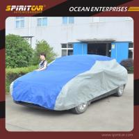 Buy cheap Universal Protective 80g Nonwoven Outdoor Car Covers size S M L XL XXL from wholesalers