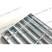 Buy cheap Building Material Galvanized Serrated Grating , Metal Driveway Drainage Grates from wholesalers