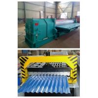 Wholesale automatic roof sheet corrugated  IBR roll forming machine from china suppliers