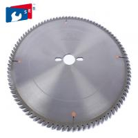 Buy cheap 300mm Tungsten Carbide Saw Blade 60 / 72 / 96T High Frequency Welded from wholesalers