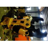 Buy cheap Cat Pillar 330 Hydraulic Shears For Excavator 80mm Thick Hardox450 2200 Kg from wholesalers