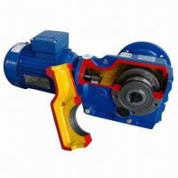 Buy cheap High-efficiency Speed Gearbox, 0.12-200kW Input Power from wholesalers