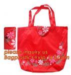 Buy cheap Wholesale cheap nice design full print 210d polyester foldable shopping bag/t shirt nylon tote bag,Eco-friendly custom d from wholesalers
