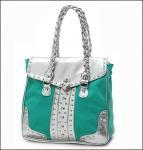 Buy cheap Blue PU Stylish cute designer Ladies Fashion Handbags for Decoration from wholesalers