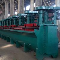 Buy cheap Zinc Ore SF Series 0.9t/ Slot Mechanical Flotation Cell from wholesalers