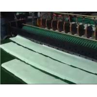 Industrial Laundry Equipment For Tablets , Laundry Sheet Manufacturing Machine Manufactures