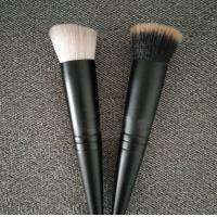 Buy cheap Concave Hair Makeup Foundation Brush White Hair Color Oval Hair Shape from wholesalers