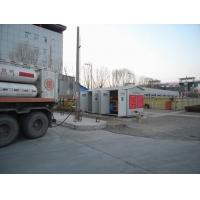Quality High Pressure Natural Gas Regulator , Industrial CNG Pressure Reducing Unit for sale