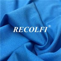 Buy cheap Antimicrobial Jersey Cloth Material Solid Bright Colors For Women Activewear from wholesalers
