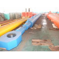 Plane Rapid Gate Heavy Duty Hydraulic Cylinder Productivity Over 2000t Manufactures