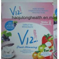 V12 Fruit Weight Loss Slimming Diet Coffee Strong Effect Slimming Capsule Weight Loss Manufactures