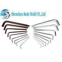 Buy cheap High Hardness Hex Key Wrench Hexagon Spanner S2 Alloy Tool Steel Custom Design from wholesalers