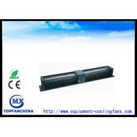 760mm × 99mm × 98mm Capacitor Induction Cross Flow Fan 220V / Industrial Motor Manufactures
