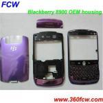 Buy cheap Blackberry 8900 full housing from wholesalers