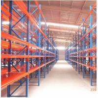 Buy cheap Multi-Tier Industrial Industrial Pallet Racking / 88*66*2.0 mm Uprights from wholesalers