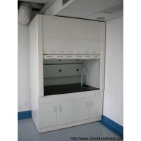 Buy cheap Full Steel Chemical Exhaust Hood 6mm Tempered Glass Lift Freely Window from wholesalers