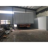 Buy cheap Stable Structure Car Prefab Steel Garage Fast Construction Lightweight Energy Saving from wholesalers