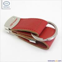 Buy cheap Password Protected Executive Leather Stick with Crystal (ENC_US22) from wholesalers