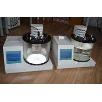 Buy cheap Liquid Material 220V Kinematic Viscometer Temperature RT -150℃ High Precision For 0.02 from wholesalers