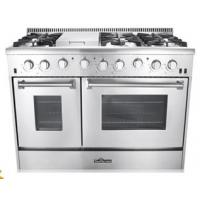 Buy cheap Commercial Restaurant Convection Gas Electric Oven  , Double Oven Gas Cookers from wholesalers