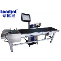 Buy cheap Batch Serial Number Marking Machine , Online Batch Coding Machine For Beverage Packing from wholesalers