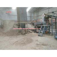 Buy cheap Variety Screen Sawdust Grinding Machine Wood Log Crusher Mobile Type 380V 50Hz from wholesalers