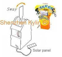 Buy cheap Solar Swaying Display Sign Holder for Store from wholesalers