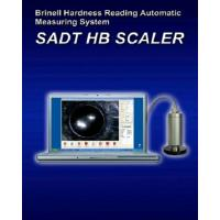 Automatic Measuring System 31 - 650HBW Brinell Hardness Testing 0.1HBW Resolution Manufactures