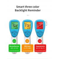 Buy cheap Electronic Digital Infrared Forehead Thermometer 0.1°C / 0.1°F AA Battery from wholesalers
