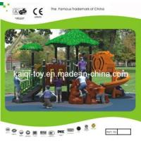 Quality New Design Jungle Series Outdoor Playground Equipment (KQ10022A) for sale
