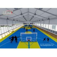 Buy cheap Water Proof Temporary Aluminum Sport Event Tents Fabric Shade Structures With 10m Height from wholesalers