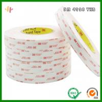 Buy cheap 3M4920VHB high strength acrylic foam double-sided adhesive _ 3M4920 foam tape product