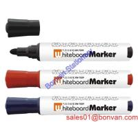 Buy cheap Free ink refillable white board marker cheap price white board marker pen with logo from wholesalers