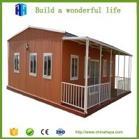 Buy cheap low cost sandwich panel luxury prefab brick house plans for india from wholesalers