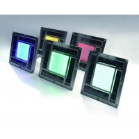 Wholesale 200mm High Brightness Plastic Outdoor LED Solar Brick Lights CE And ROHS Approved from china suppliers