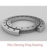 Buy cheap Single-Row Angular Contact Slewing Ball Bearing (External Gear) 9e-1b16-0188-0815 from wholesalers