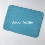 Buy cheap Microfiber memory foam bath mat,dry water microfiber bath mat ,washable mats ,microfiber floor mat from wholesalers