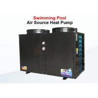 Wholesale Swimming Pool Commercial Air Source Heat Pump Shell Heat Exchanger Long Life Span from china suppliers