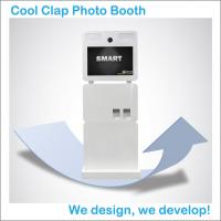 Buy cheap Cool Clap Digital Touch Screen Photo Kiosk For Advertising and Commercial Events from wholesalers