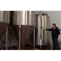 Wholesale 4T beer brewery stainless steel beer brewing equipment for sale from china suppliers