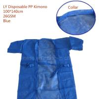 Buy cheap Ly PP/SMS Disposable Sauna Suit, Bath Kimono from wholesalers